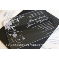 China Plastic Scroll Rods For Wedding Invites On