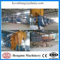 China Big profile wood pellet making machines with CE approved for long service life on sale