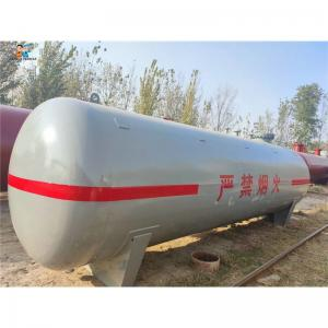 China 35cbm/45cbm/55cbm LPG Gas Tanker for LPG Cylinder Refilling on sale