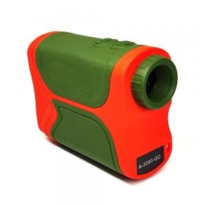 China Flag Lock Golf 1000 Yard Rangefinder 6x21 Bow Hunting Range Finder on sale