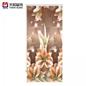 China Rolling curtain for window air conditioner fabric stock lots on sale