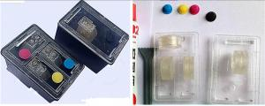 China empty Refillable HP21/HP22/HP27/HP28/HP56/HP57 with Transparent cap Ink Cartridge on sale