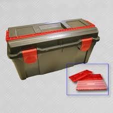 China SL-G557 multifunctional plastic garden Tool Storage Boxes 40 * 21 * 17CM on sale