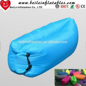 China 2016 wholesale inflatable air sleeping bags outdoor camping on sale