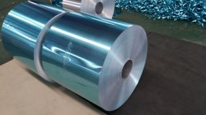 China Hydrophilic Colorful Lacquered Aluminium Foil For Air Conditioner 1.0 - 2.0 µM Film on sale