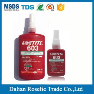 Loctite Distributor Loctite Retaining Compound Adhesive Loctite 601 603 609 638 648 620 641 660 680 50ml 250ml Bottle For Sale Loctite Retaining Compound Manufacturer From China 105931925