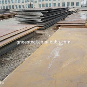 China Good Price corten steel plate A588 corten a corten b angang product ASTM on sale