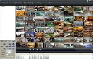 China IGreenView HD IP Camera CMS Software Detection on sale