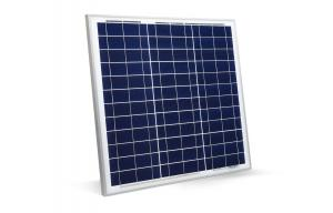 China High Performance 30w Solar Panel , Long Life Poly Crystalline Solar Panel on sale