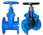 DN700 RSV Ductile Iron Gate Valve With PN16 Pressure Rating SABS 664 Standard