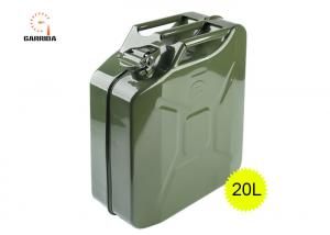China Reliable 20L Auto Fuel Tanks Cans , Easy Operation American Jerry Can With A Spout on sale