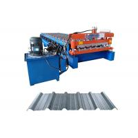 China hot selling building waterproof metal roof Sheet Metal Roll Forming Machines on sale