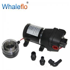 China Whaleflo  FL-30 10LPM 17PSI 12v / 24v DC jet cleaning machine diaphragm price high pressure cleaner water pump brand on sale