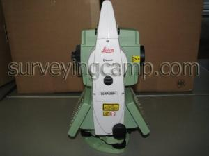 China Leica TCRP 1205 Plus R1000 Reflectorless Robotic Total Station on sale