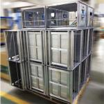 Depth 3.5mm Antistatic SMT Reel Storage Cart For Electronic Factory