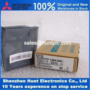 New in box Mitsubishi MELSEC-Q Output Unit QY10 Quality assurance