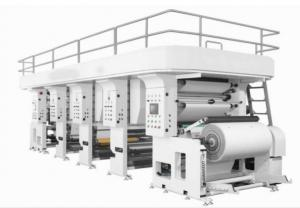 China New arrival Unit type high speed flexo printing machine(can be online with rotogravure printer) 150m/m water based ink on sale