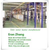 China Solar water heater China exporters ,solar collector with evacuated tube factory,E4 on sale