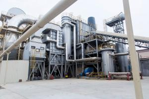 China 55 MW Waste Wood Biomass Boiler / Energy Power Plant / Energy Center on sale