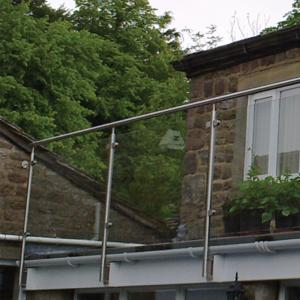 High Quality Prices Of Balcony 304sus 316sus Stainless Steel Railing Design For Sale Glass Railing Balustrade Manufacturer From China 107886435