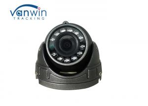 China HD IP 1080P Car Dome Camera Audio Built - In With 90 Horizontal Degree Lens Angle on sale