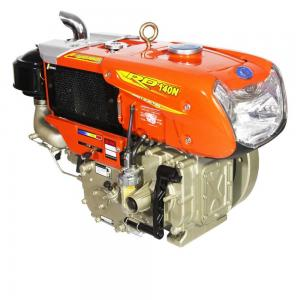 China 2400RPM 10.3KW 14HP Single Cylinder Generator Set Diesel Engine on sale