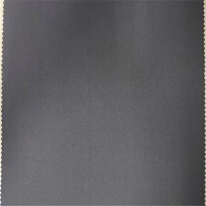 China Comfortable Feeling Grey Poly Cotton Fabric , Poly Cotton Blend Fabric No Irritation on sale