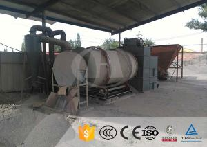 China Iron Ore Rotary Drying Equipment Convenient Operation High Adaptability on sale