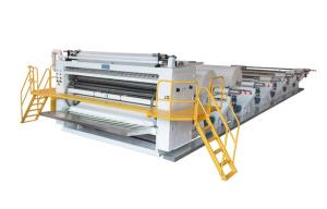 China FTM-195A/14T Fourteen-row removable facial tissue folding machine on sale