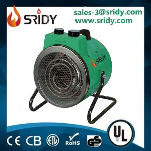 China SRIDY Commercial / Industrial Electric Fan Heater With Thermostat TSE-20FA on sale