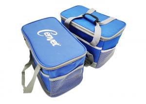 China Large Insulated 25 Litre Chilled Food Packaging Collapsible Cooler Bag on sale
