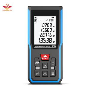 China 120m Digital Laser Distance Meter With 30 Units Data Storage on sale