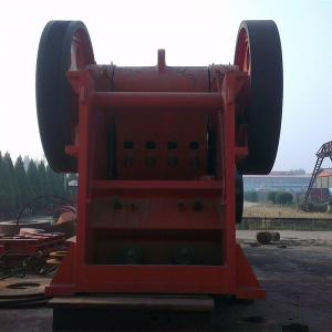 China Stone Jaw Crusher Machine for Marble and Granite Mine Processing on sale