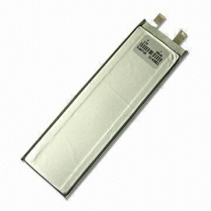 China Medium Capacity Series Lithium Polymer Battery Cell 1300mAh 3.7V on sale