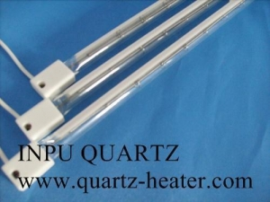 China infrared quartz heater lamp ,infrared halogen lamp on sale