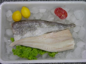 China Frozen Cod Products Cod Fillet wholesale