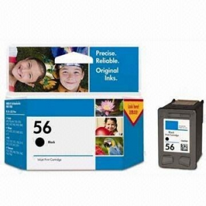 China HP/Lexmark ink cartridge HP 56 NameHP 56 on sale