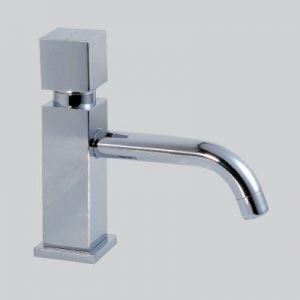 China SQUARE AND RHOMBUS SERIES Single lever wash-basin mixer on sale