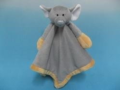 China Baby Plush PLUSH ELEPHANT BLANKET on sale