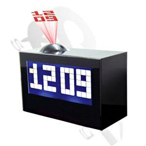 China |LCD Clock&weather station Projection LCD Clock on sale