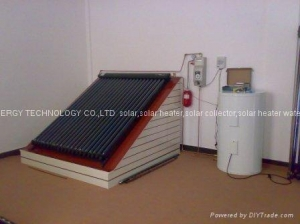 China solar split system Split solar hot water system on sale