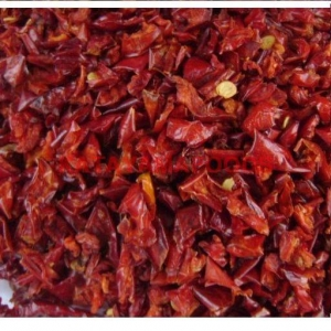 China Dehydrated Red bell pepper on sale