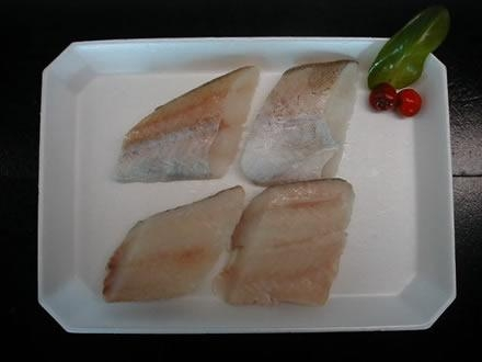 China Frozen Pollock Products Pollock Portion