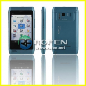 China MINI N8 i with case cover dual sim GSM mobile phone Nokia Shape on sale