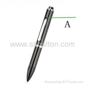China 8GB 1280x960 Sound-Activated Video Spy Pen Camera Camcorder Black on sale