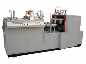 China LBZ-LC Single Side PE Coated Paper Bowl Forming Machine on sale