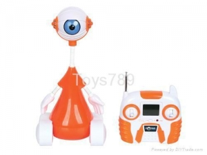 China RC robot with Camera on sale