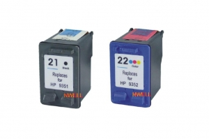 China Hp 21/22 Ink Cartridge on sale