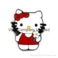 China Cute Lovely Mp3 Player Hellokitty MP3 Player PVC MP3 on sale