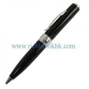 China Mini Pen interview Recorder , PC Camera(MP9), with 640*480 pixels, 4GB on sale